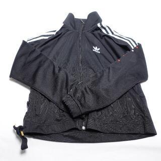 adidas - adidas トラックトップ レディース ブラック