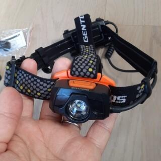 ジェントス(GENTOS)のヘッドライト/GENTOS/GT-392Dおまけつき(ライト/ランタン)
