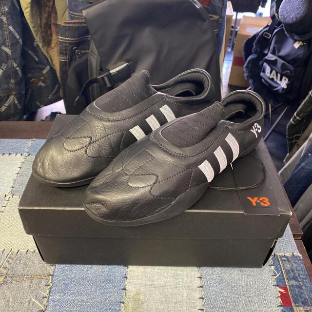 Y-3(ワイスリー)の【新品】Y-3 TAEKWONDO スニーカー 26.5cm メンズの靴/シューズ(スニーカー)の商品写真