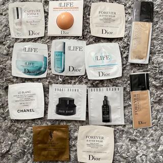 Dior - Dior CHANEL YSL BOBBI BROWN サンプル
