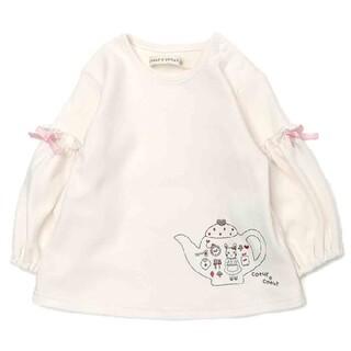 クーラクール(coeur a coeur)のクーラクール 9分袖Tシャツ(Tシャツ/カットソー)