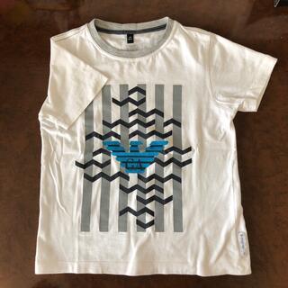 ARMANI JUNIOR - アルマーニジュニア Tシャツ100センチ