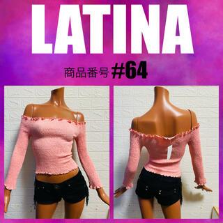 アナップラティーナ(ANAP Latina)の❖LATINA❖ •❥トップス❥•(カットソー(長袖/七分))