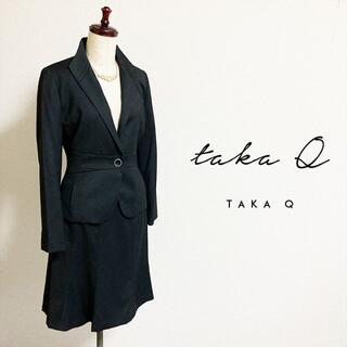 TAKA-Q - TAKA-Qタカキュー☆春物スカートスーツ