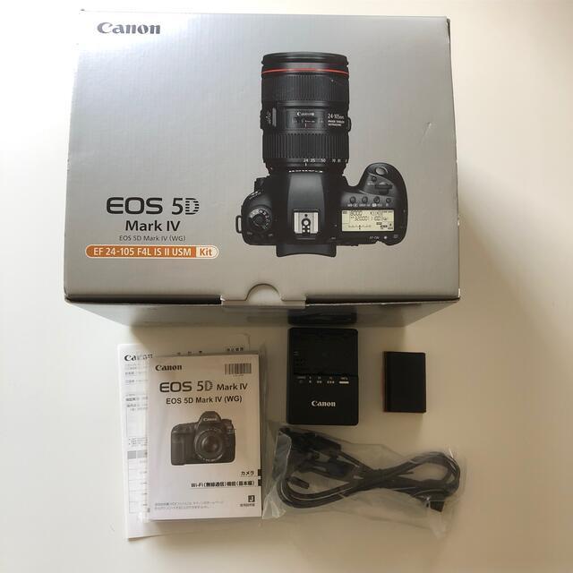 Canon(キヤノン)のEOS 5D MARK4 ボディ スマホ/家電/カメラのカメラ(デジタル一眼)の商品写真