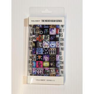 ミルクボーイ(MILKBOY)のiPhoneケース MILKBOY ミルクボーイ iPhoneX/XS(iPhoneケース)