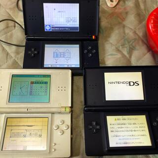 ニンテンドーDS(ニンテンドーDS)のDS 任天堂 本体 ポケモン ダイヤモンド ブラック(携帯用ゲームソフト)