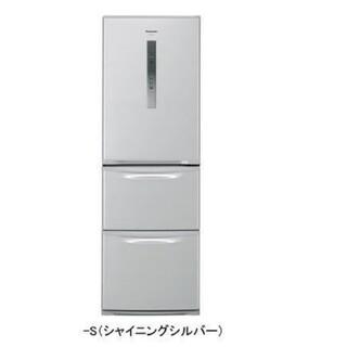 パナソニック(Panasonic)の冷蔵庫 パナソニック インバーター式 エコナビ 電気代安い(冷蔵庫)