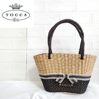 TOCCA - トッカ tocca かごバッグ 春夏 かご