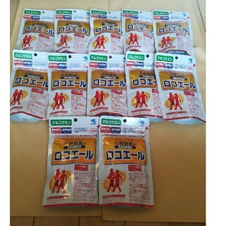 コバヤシセイヤク(小林製薬)の小林製薬 ロコエール30日分×12袋(その他)