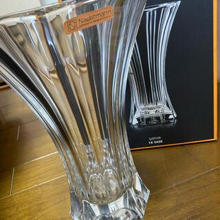ナハトマン(Nachtmann)のナハトマン(Nachtmann)花瓶!廃盤商品(花瓶)