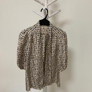 ストロベリーフィールズ(STRAWBERRY-FIELDS)のボウタイシャツ(シャツ/ブラウス(長袖/七分))
