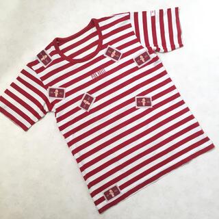 PINK HOUSE - ピンクハウス PINKHOUSE キューピー ワッペン Tシャツ