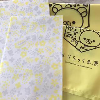 サンエックス - 京都 リラックマ茶房 限定 ショッパー ビニール・紙 大小 計11枚 未使用品
