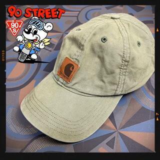 carhartt - カーハート Carhartt キャップ カーキ 帽子 ワンポイント