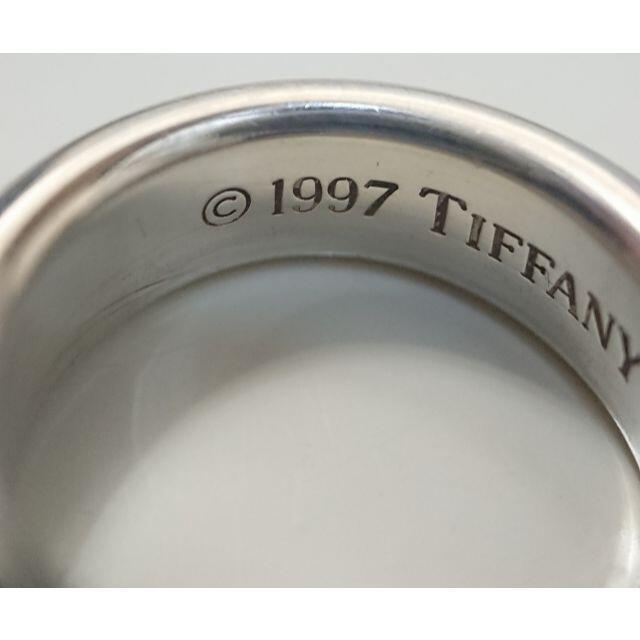 Tiffany & Co.(ティファニー)の★専用★9009 ティファニー 1837 リング 10号 シルバー925 レディースのアクセサリー(リング(指輪))の商品写真