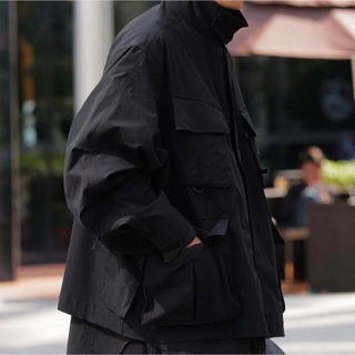 DAIWA - 【ブラックMサイズ 新品未着用】daiwa pier39 fatigue jkt
