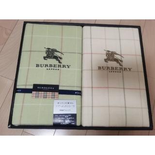 BURBERRY - Burberry バーバリー シーツ
