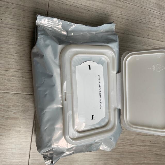 Amway(アムウェイ)のAmway クレンジングシート コスメ/美容のスキンケア/基礎化粧品(クレンジング/メイク落とし)の商品写真