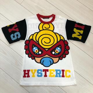 ヒステリックミニ(HYSTERIC MINI)の銀座限定Tee🤍90cm(Tシャツ/カットソー)