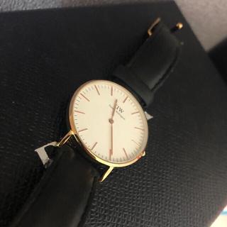 ダニエルウェリントン(Daniel Wellington)のダニエルウエストン時計(腕時計)