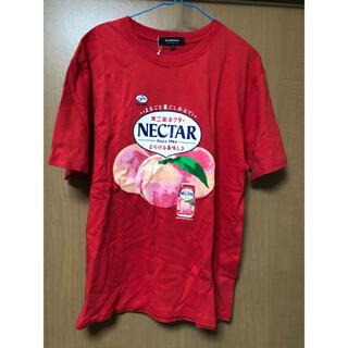企業コラボ 不二家ネクターTシャツ
