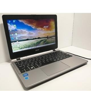 美品すぐ使える【Win10】小型軽量PC 11.6型 WEBカメラ