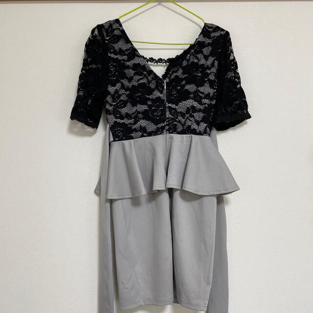 キャバドレス レディースのフォーマル/ドレス(ミニドレス)の商品写真
