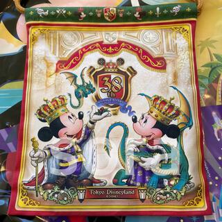 Disney - 新発売☆ ディズニー 38周年 きんちゃく 巾着 TDL ディズニーランド