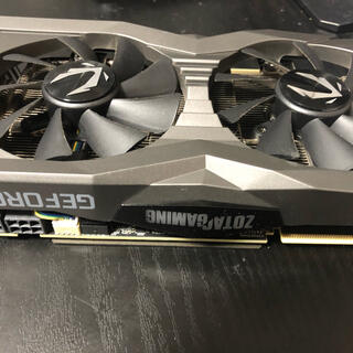 ZOTAC GEFORCE RTX 2070super MINI 8GB