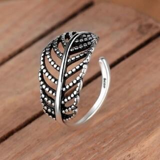 アルテミスクラシック(Artemis Classic)のリーフ 葉っぱ デザインリング 指輪 シルバーリング(リング(指輪))