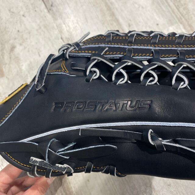 ZETT(ゼット)のZET PROSTATUS グローブ 軟式 外野 BRGB30047 スポーツ/アウトドアの野球(グローブ)の商品写真
