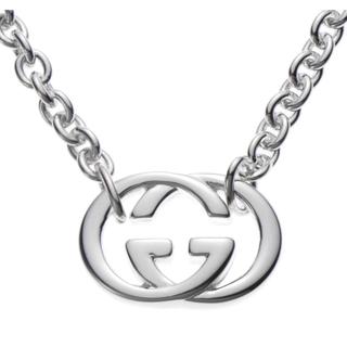 Gucci - GUCCI  グッチ ネックレス 40cm 190489-J8400-8106