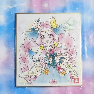 バンダイ(BANDAI)のプリキュア色紙ART4 キュアフェリーチェ(印刷物)