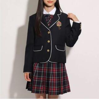 PINK-latte - ピンクラテ 卒服 4点セット ネクタイ 卒業式 スーツ 女の子