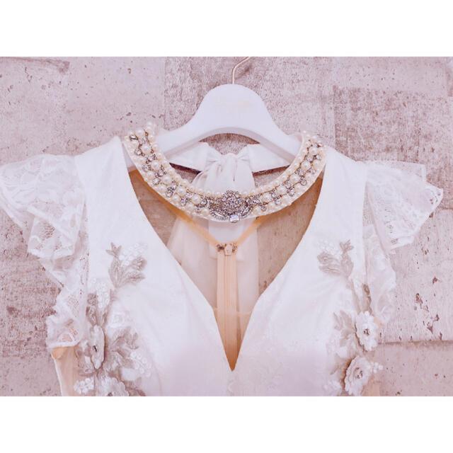 ROBE(ローブ)の♡ローブドフルール♡美品ナイトドレス レディースのフォーマル/ドレス(ナイトドレス)の商品写真