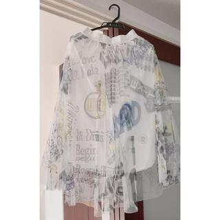 ラミア(LAMIA)のLAMIA ラミアのスカート 美品(ひざ丈スカート)