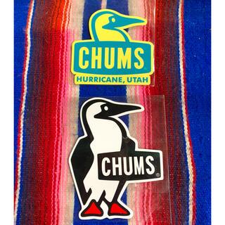 CHUMS - 新品 CHUMS  Sticker 2枚セット チャムス ステッカー i