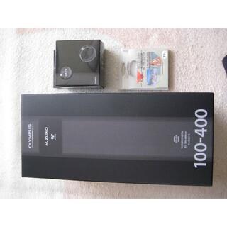 OLYMPUS - オリンパス M.ZUIKO DIGITAL ED 100-400mm 保証有り