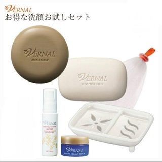 ヴァーナル(VERNAL)のヴァーナル パッと白洗顔セット(洗顔料)