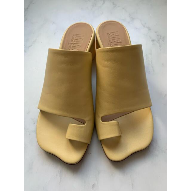 Maison Martin Margiela(マルタンマルジェラ)のMM6 Maison Margiela/エムエム6 メゾン マルジェラ レディースの靴/シューズ(サンダル)の商品写真