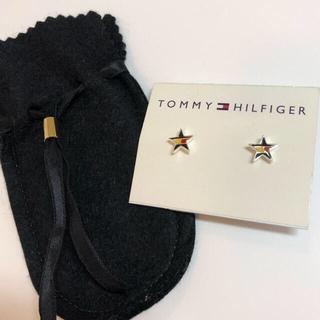 TOMMY HILFIGER - トミーヒルフィガー ピアス 星 スター アメリカン カジュアル