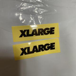 XLARGE - XLARGE ステッカー