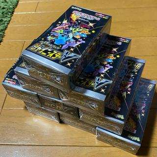 ポケモン - ポケモンカード シャイニースターV 10 BOX