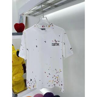 Dior - 【ディオール】DIOR オーバーサイズ コットン Tシャツ