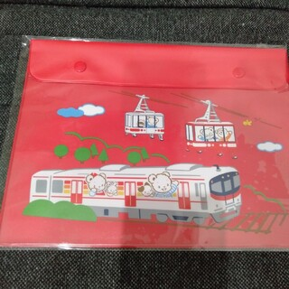 familiar - 山陽電車 ファミリア familiar ビニールケース 限定