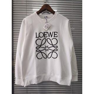 LOEWE - LOEWEロエベ スウェット メンズ XL ホワイト