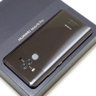 HUAWEI - SIMフリー 防水 有機EL HUAWEI Mate 10 Pro 128GB