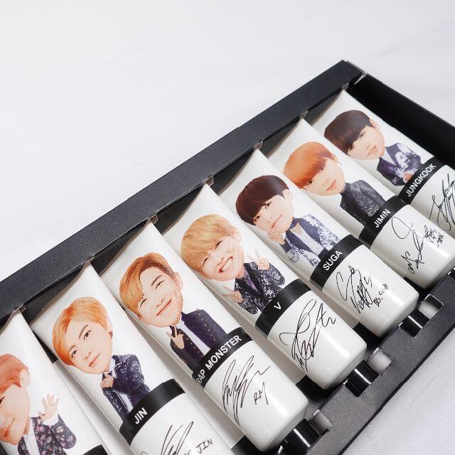 防弾少年団(BTS)(ボウダンショウネンダン)の■BTSハンドクリームコレクション7本セット コスメ/美容のボディケア(ハンドクリーム)の商品写真