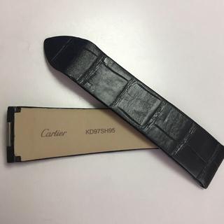 カルティエ(Cartier)のカルティエ 腕時計 替レザーベルト(レザーベルト)